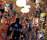 Avengers (Earth-11080) from Marvel Universe Vs. The Avengers Vol 1 1 0001