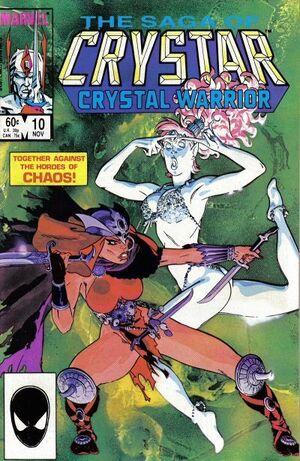 Saga of Crystar, Crystal Warrior Vol 1 10