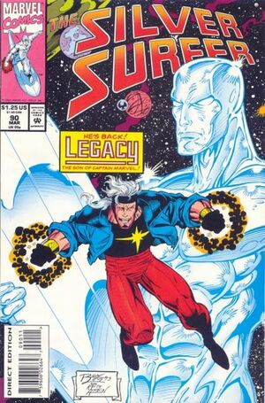 Silver Surfer Vol 3 90