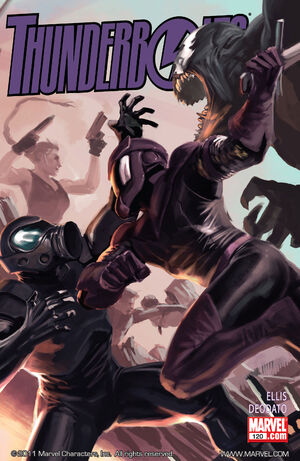 Thunderbolts Vol 1 120