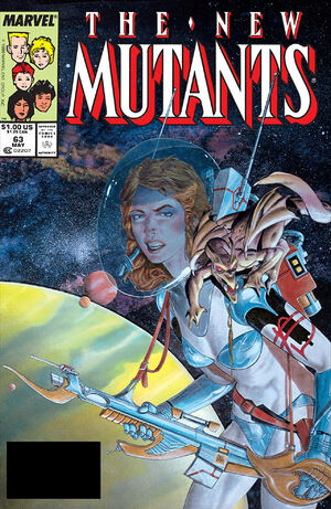 New Mutants Vol 1 63