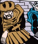 Hogun (Earth-77013) Spider-Man Newspaper Strips