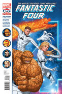 Fantastic Four Vol 1 604