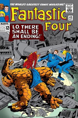 Fantastic Four Vol 1 43