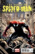 Superior Spider-Man Vol 1 1 Giuseppe Camuncoli Variant