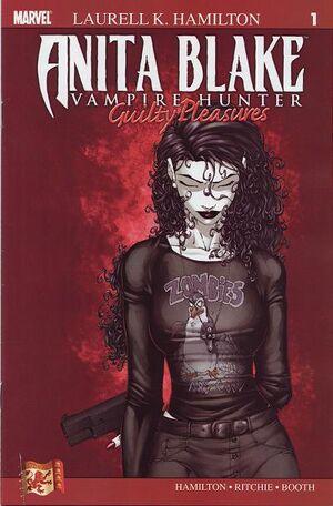 Anita Blake Vampire Hunter - Guilty Pleasures Vol 1 1