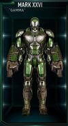 Iron Man Armor MK XXVI (Earth-199999)