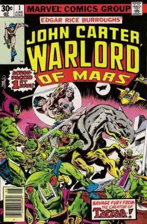 John Carter Warlord of Mars Vol 1 1