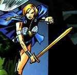 Brunnhilde (Earth-9997) Universe X Vol 1 1