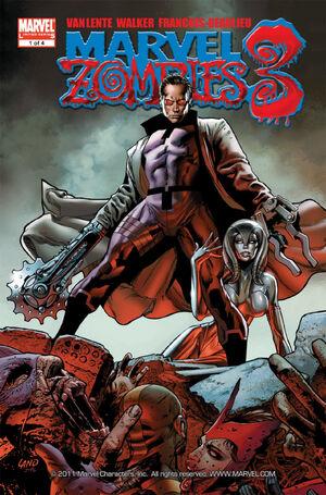 Marvel Zombies 3 Vol 1 1