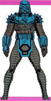 Devos (Earth-616) from Official Handbook of the Marvel Universe Master Edition Vol 1 27 0001