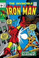 Iron Man Vol 1 41