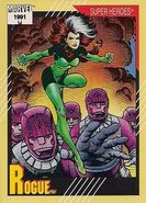 Rogue (Anne Marie) (Earth-616) from Marvel Universe Cards Series II 0001