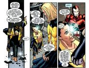 Dark X-Men Vol 1 3 page - Nate Grey (Earth-295)