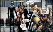 Great Lakes Avengers (Earth-616) from Avengers- The Initiative Vol 1 25