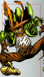 Straw Man (Earth-616) from Official Handbook of the Marvel Universe Horror 2005 Vol 1 1 001