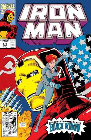 Iron Man Vol 1 276