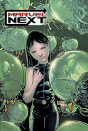 X-23 Vol 1 5 Textless
