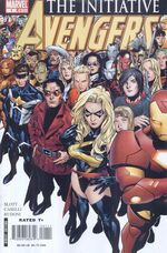 Avengers The Initiative Vol 1 1