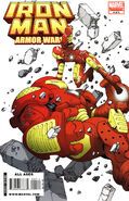 Iron Man & the Armor Wars Vol 1 4