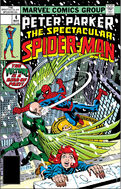 Peter Parker, The Spectacular Spider-Man Vol 1 4