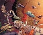Behemoth (Planet) from Avengers Vol 5 19 001