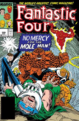 Fantastic Four Vol 1 329