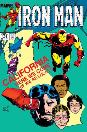 Iron Man Vol 1 184
