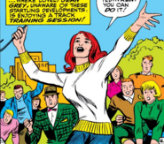 Jean Grey (Earth-616) from X-Men Vol 1 27 0001