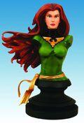 Jean Grey Phoenix statue (by Steve Kiwus)
