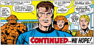 Reed Richards worries about his wife's safety from Fantastic Four Vol 1 71