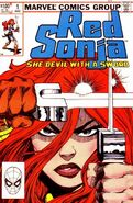 Red Sonja Vol 3 1