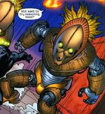 Ogoun (Wakandan robot) (Earth-20051) Marvel Adventures Fantastic Four Vol 1 10