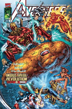 Avengers Vol 2 6