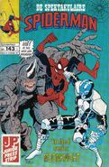 Spectaculaire Spiderman 143