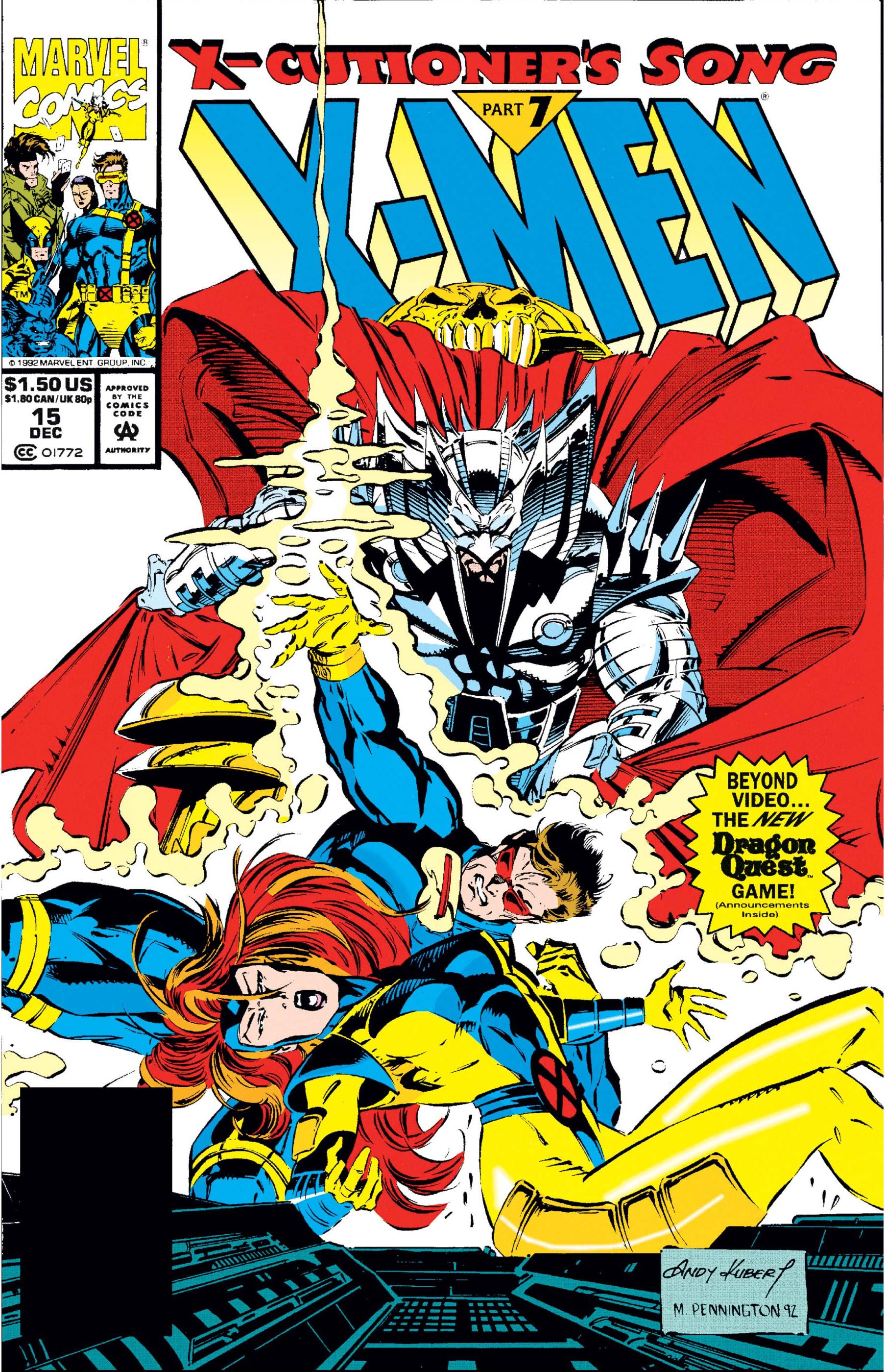 Resultado de imagem para X-MEN # 15