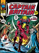 Captain Britain Vol 1 35