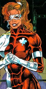 Heather McNeil (Earth-9418) from Alpha Flight Vol 1 128 001