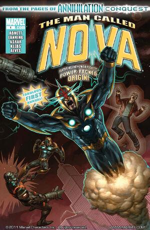Nova Annual Vol 1 1