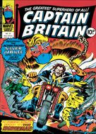 Captain Britain Vol 1 37