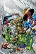 Marvel Adventures The Avengers Vol 1 2 Textless