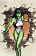 She-Hulk Vol 1 1 Textless