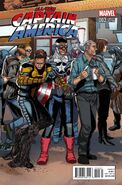 All-New Captain America Vol 1 3 Welcome Home Variant