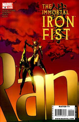 Immortal Iron Fist Vol 1 19