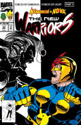New Warriors Vol 1 33