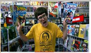 Weird Al X-Men Comics