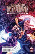 Doctor Strange Last Days of Magic Vol 1 1