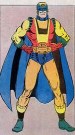 Griffin Gogol (Earth-616) from Official Handbook of the Marvel Universe Vol 2 2 0001