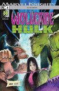 Wolverine Hulk Vol 1 3