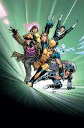 Astonishing X-Men Vol 3 50 Textless John Cassaday Variant